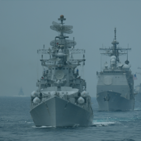 Defence/Navy ships